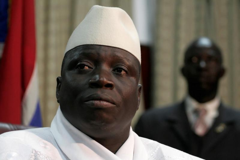 A Motion to Consider Asylum for Jammeh