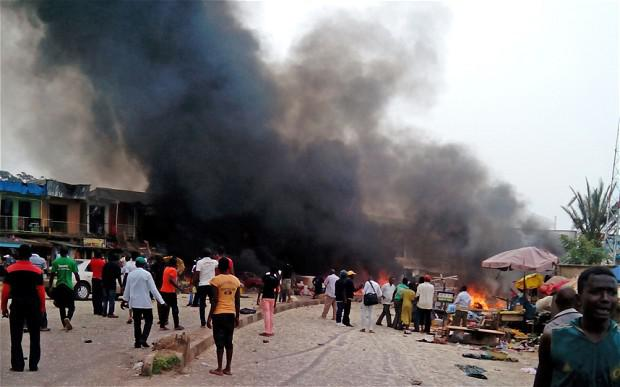 Boko Haram Kills Dozens in Attack on Nigerian Market