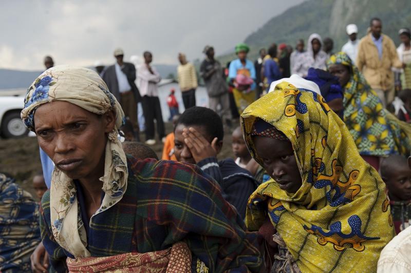 DRC crisis