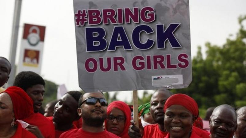 Dont Forget Us-Chibok Schoolgirl as 3rd year of Captivity Approaches