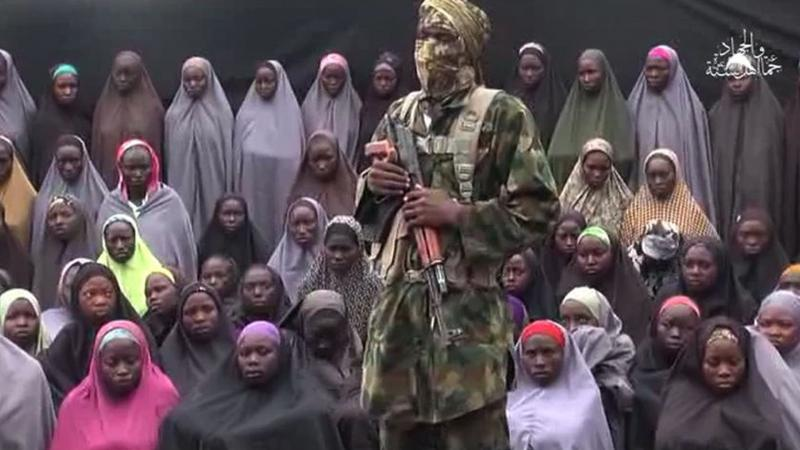 Freed Chibok Schoolgirls Are Not Really Free