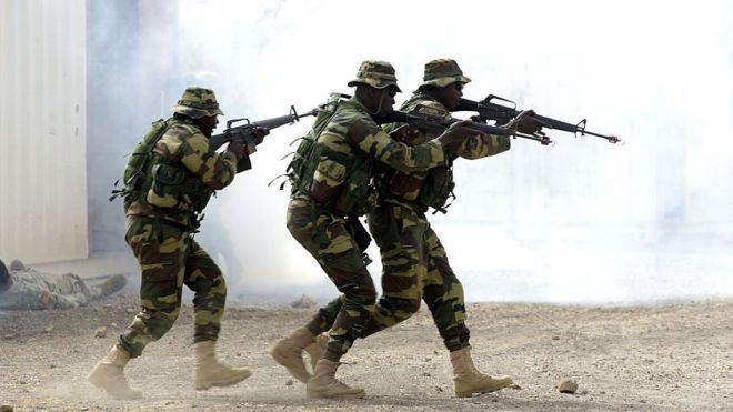 Gambia crisis Senegal Troops On Alert if Jammeh Stays On