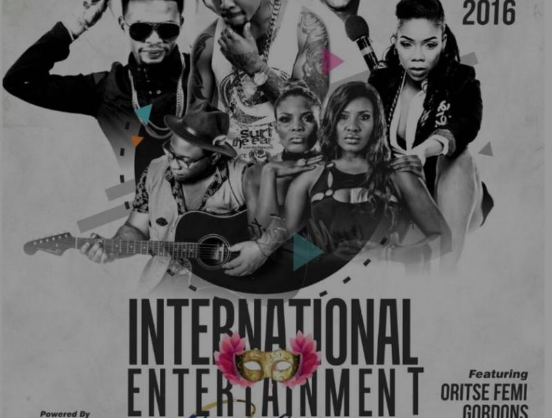 International Entertainment Festival 2016