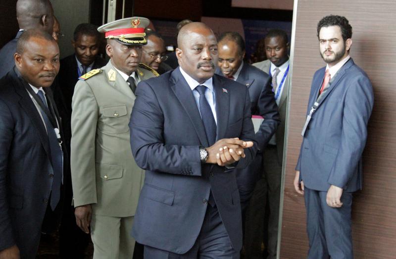 Kabila Warns Against Interference