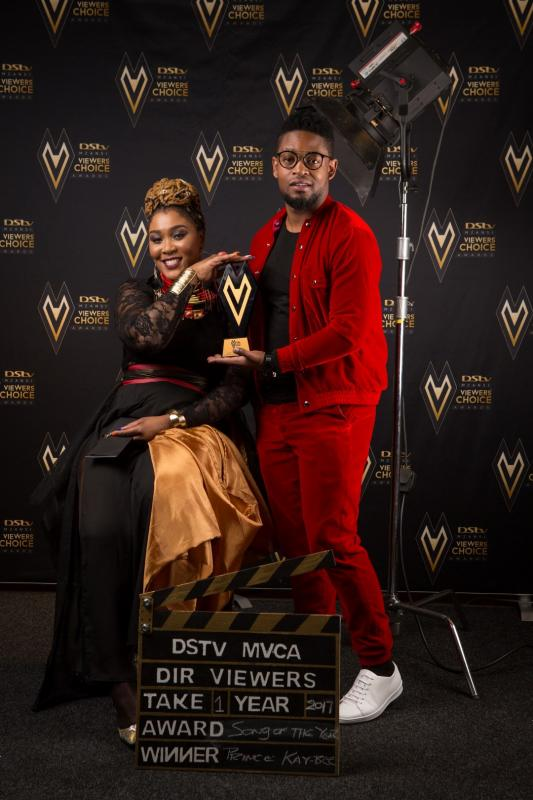 Lady Zamar and Prince Kaybee Large