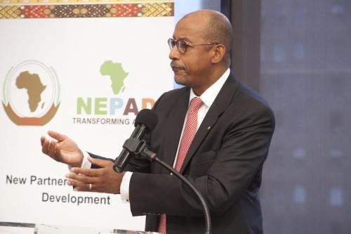 NEPAD Sponsors Events