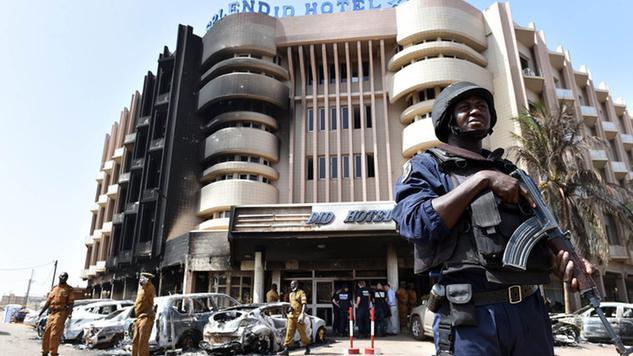 Ouagadougous Hotel Splendid
