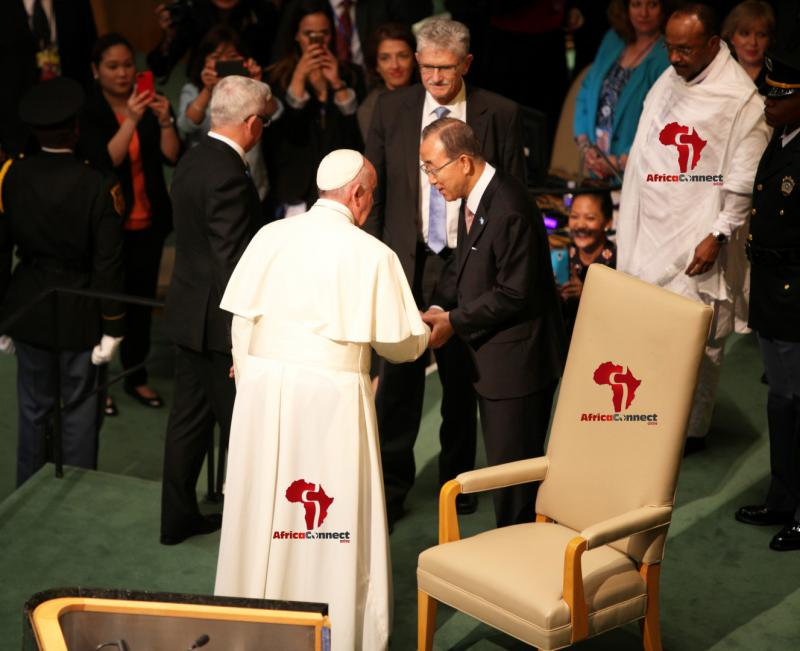 Pope Francis Addresses the UN5