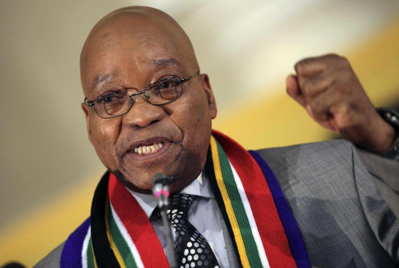 President Zuma xenophobic