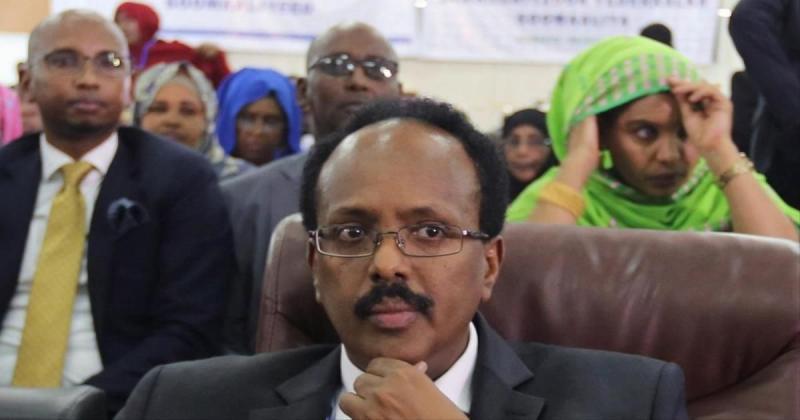 Somali-US Citizen Declared President