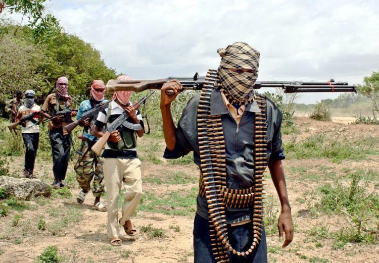 Somalia dangerous