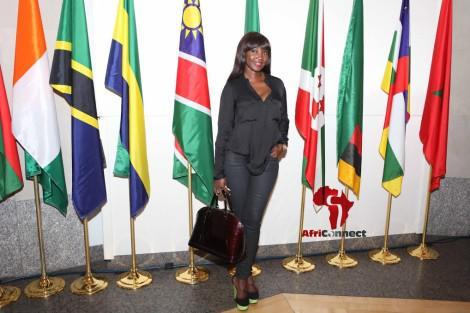 Tigui Mounir Camara Young Minner Africa Summit in DC