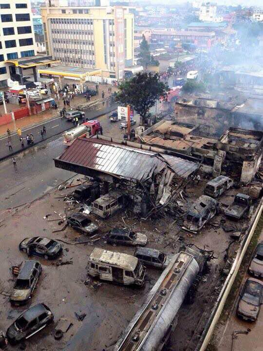 Tragic Inferno Adds Insult to Injury in Ghana3