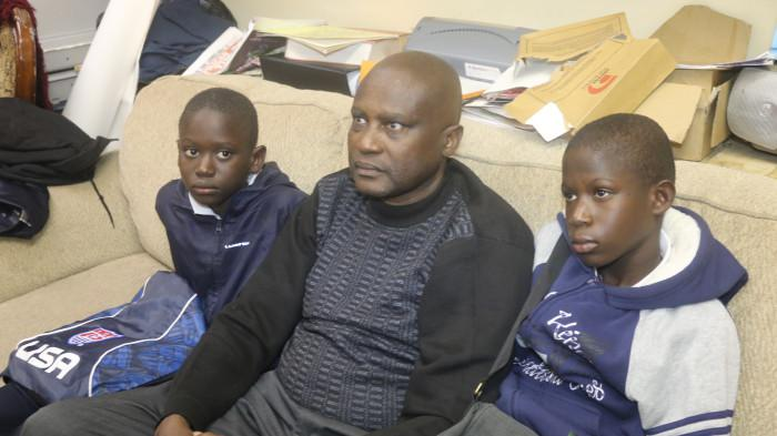 Two Senegalese Boys attacked by American Schoolmates due to Ebola Crisis in