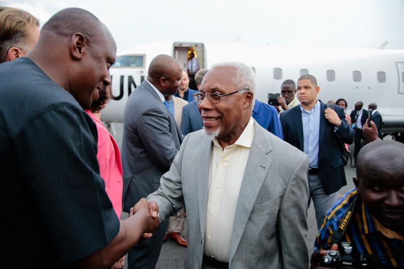U.N. Security Council Mission to Burundi