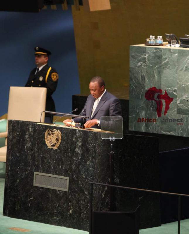 UN General Assembly Debate Remarks from African Leaders2