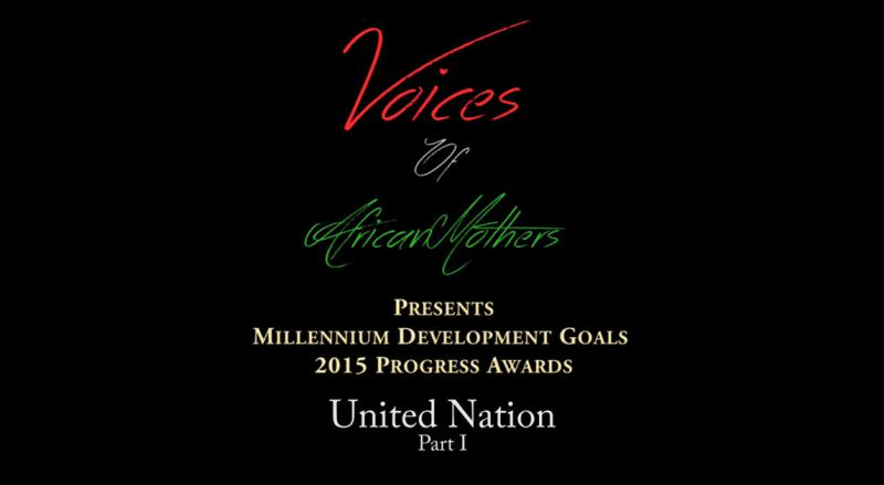 Voices of African Mothers Part 1