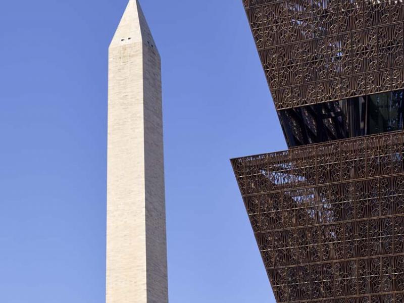 african american museum dedication
