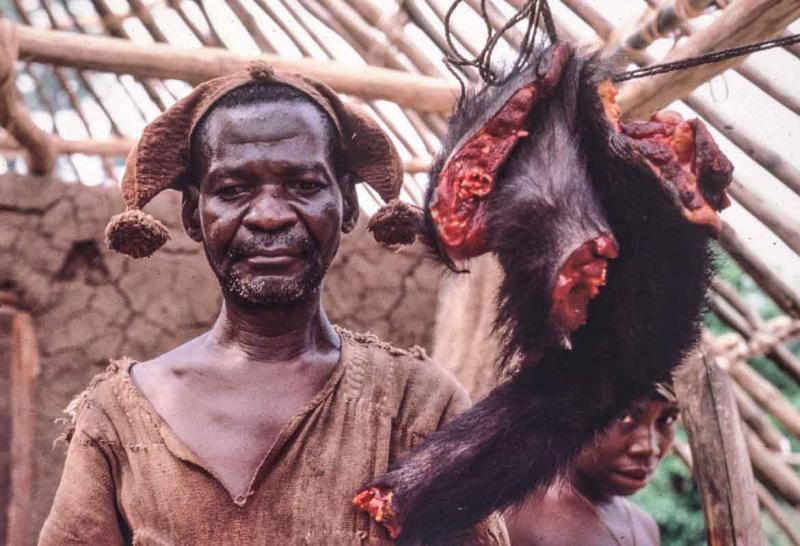 ebola bushmeat