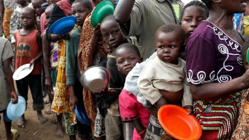 hunger rising in africa