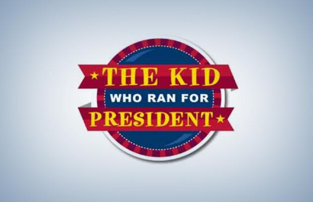 kid who ran for president