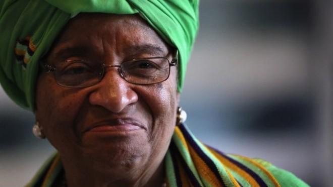 liberias president writes letter