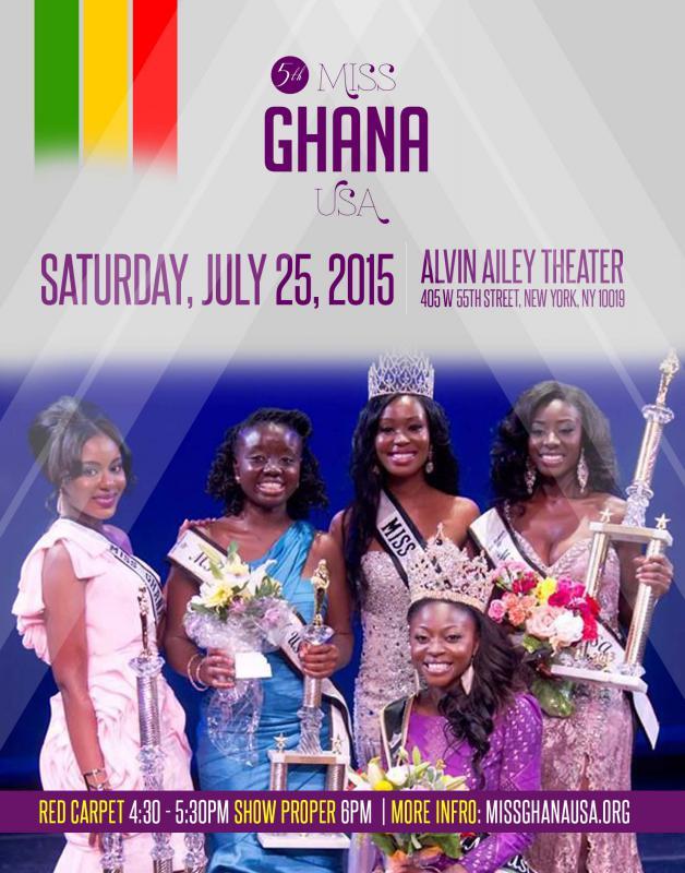 miss ghana USA 2015