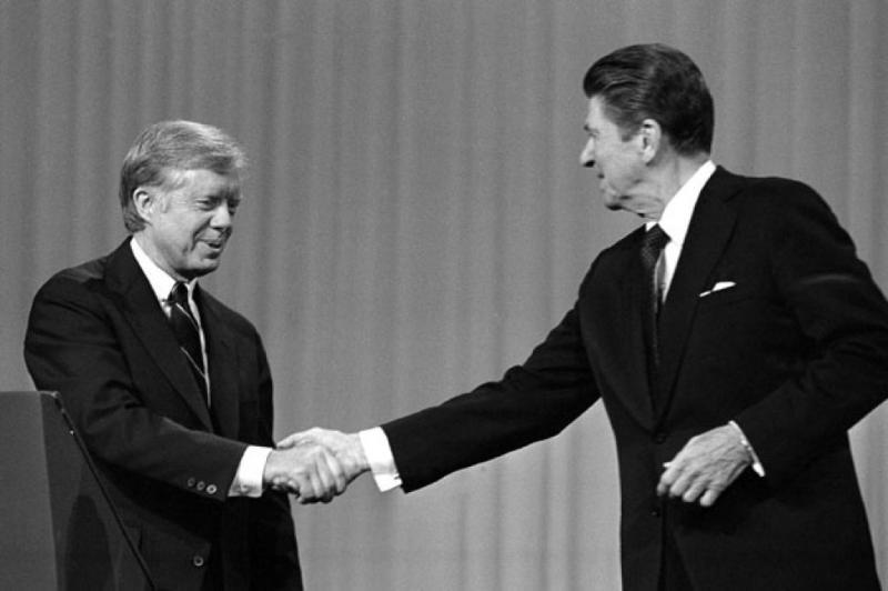 presidential debates mockery