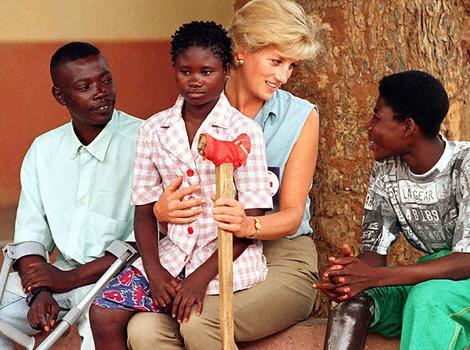 princess diana kind