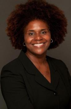 Pastor Pamela James