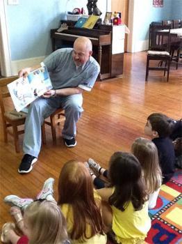 Nursery School Day with a dentist who is a nursery school Dad!