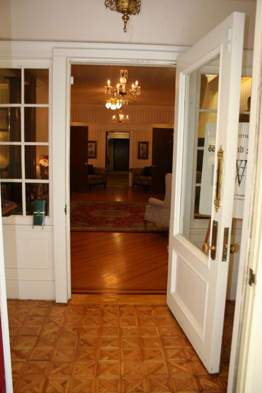 Main Entrance - Mansion