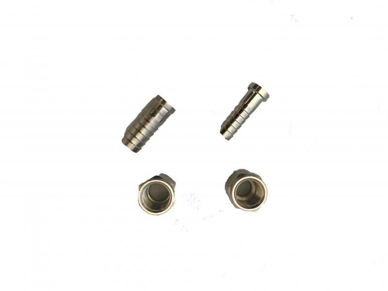 Flare Fitting Set- Swivel Nut