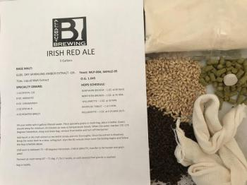 Homebrew Beer Kits