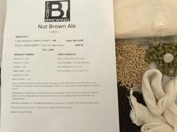 Homebrew Beer Kits