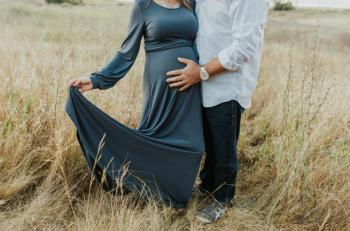 Maternity Session in Lake Henshaw - Kalner Family