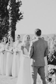 Backyard Wedding in Southern California - Gavin + Chloe