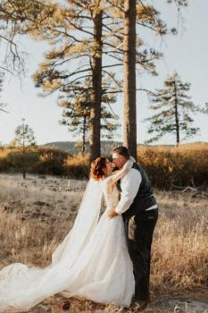 Cuyamaca Rancho State Park Elopement