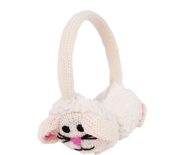 3. Animal Earmuffs from A to Zoom