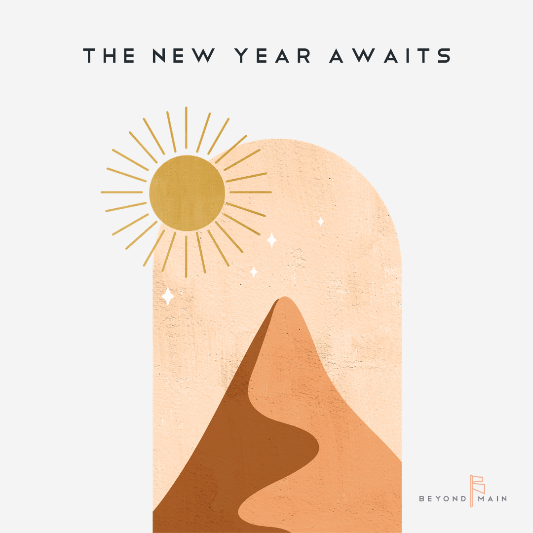The New Year Awaits 1