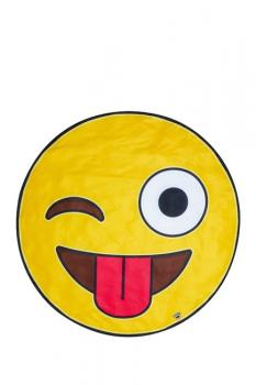 Emoji Beach Blanket