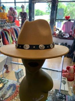 Unisex Fedora Hat