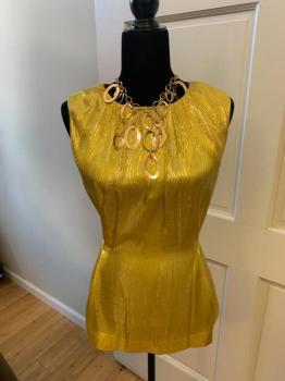 Gold Cami