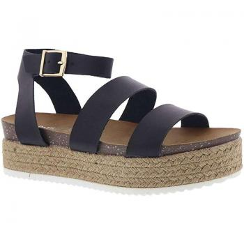 LARISSA WEDGE SANDALS