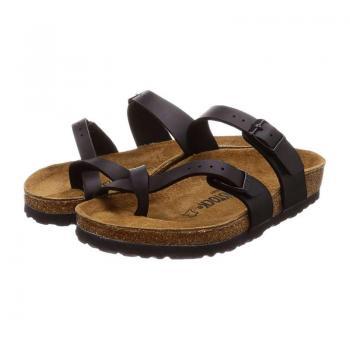 Birkenstock Mayari Sandals - Black - Narrow