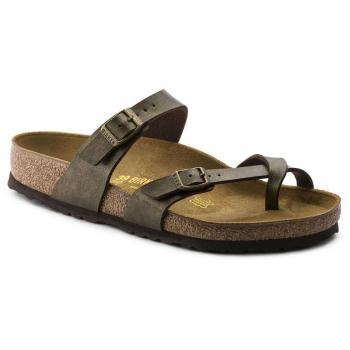 Birkenstock Mayari Sandals - Golden Brown
