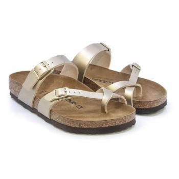 Birkenstock Mayari Sandals - Gold