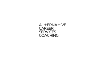 Alternative Career Services Coaching