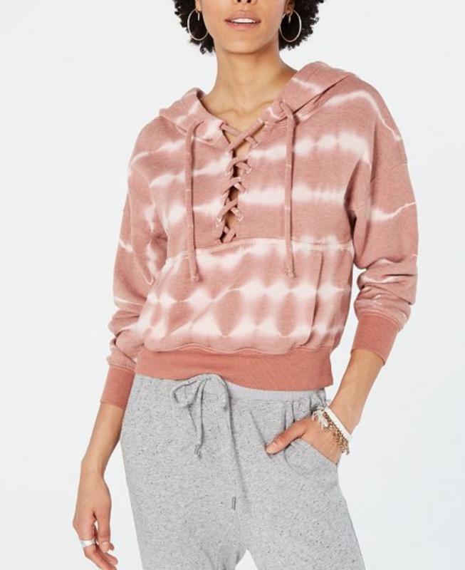 Tie Dye Believer Sweatshirt