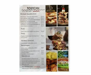 Tostchu Gift card